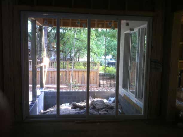 Southern Rose Construction Windows Painted Vinyl Windows