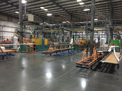 MGM Industries extrusion lines