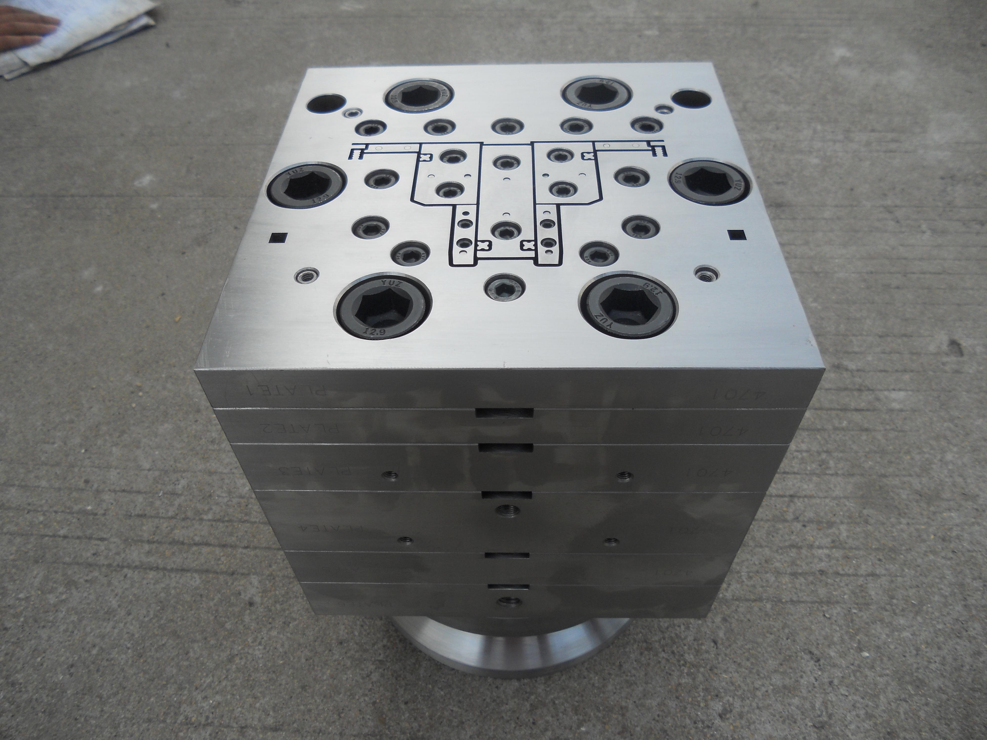chinese PVC extrusion tooling