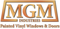 MGM Industries Painted Vinyl Windows and Doors