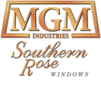 MGM Industries Vinyl Southern Rose New Construction Windows and Doors